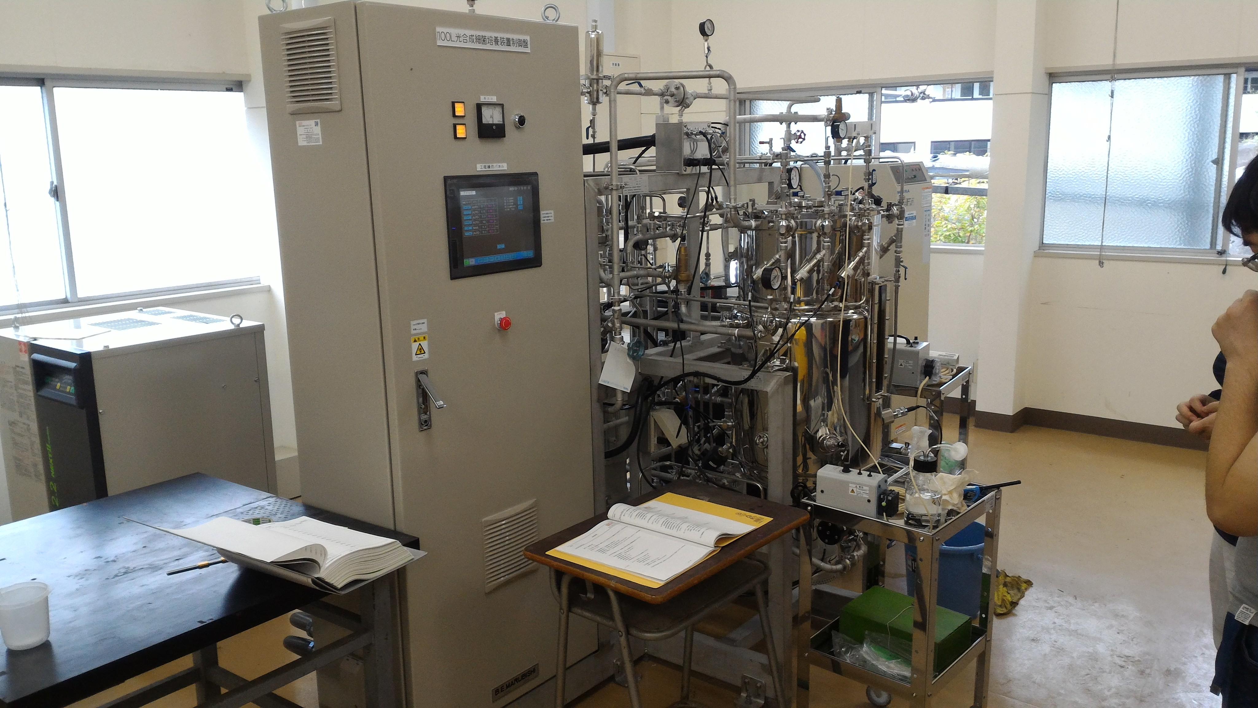 光合成細菌の研究用